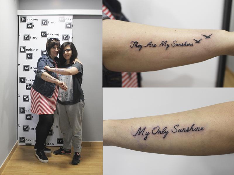 Tatuajes Madre E Hija Tattoos En Getafe Tatuajes Pequenos