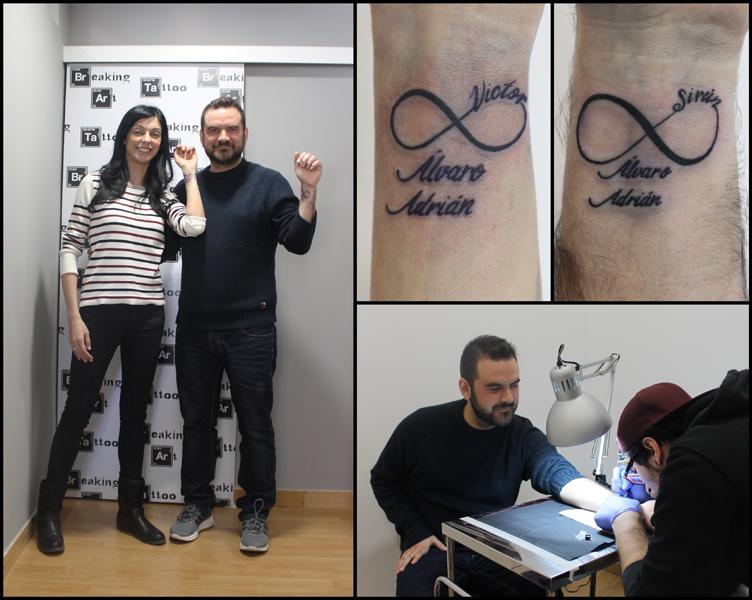 Estudio de Tatuajes en Getafe