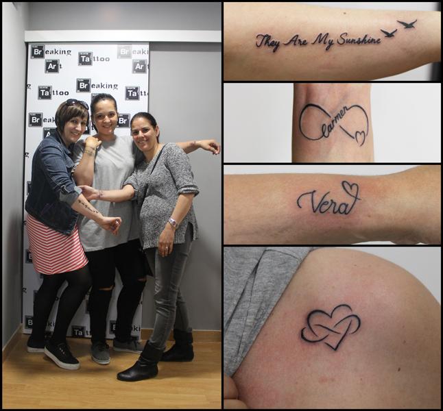Tatuajes en Getafe