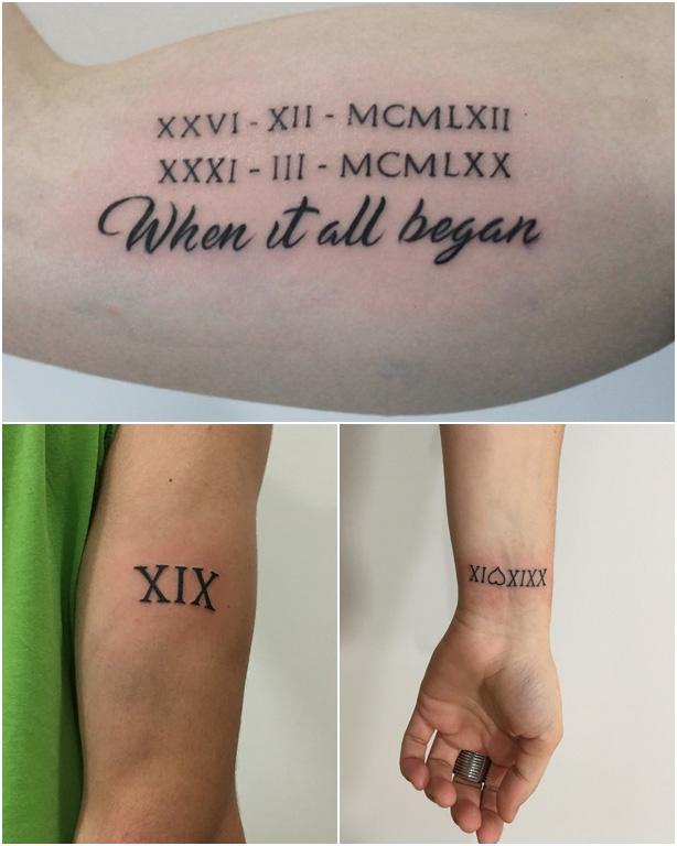 Tatuajes pequeños en Getafe